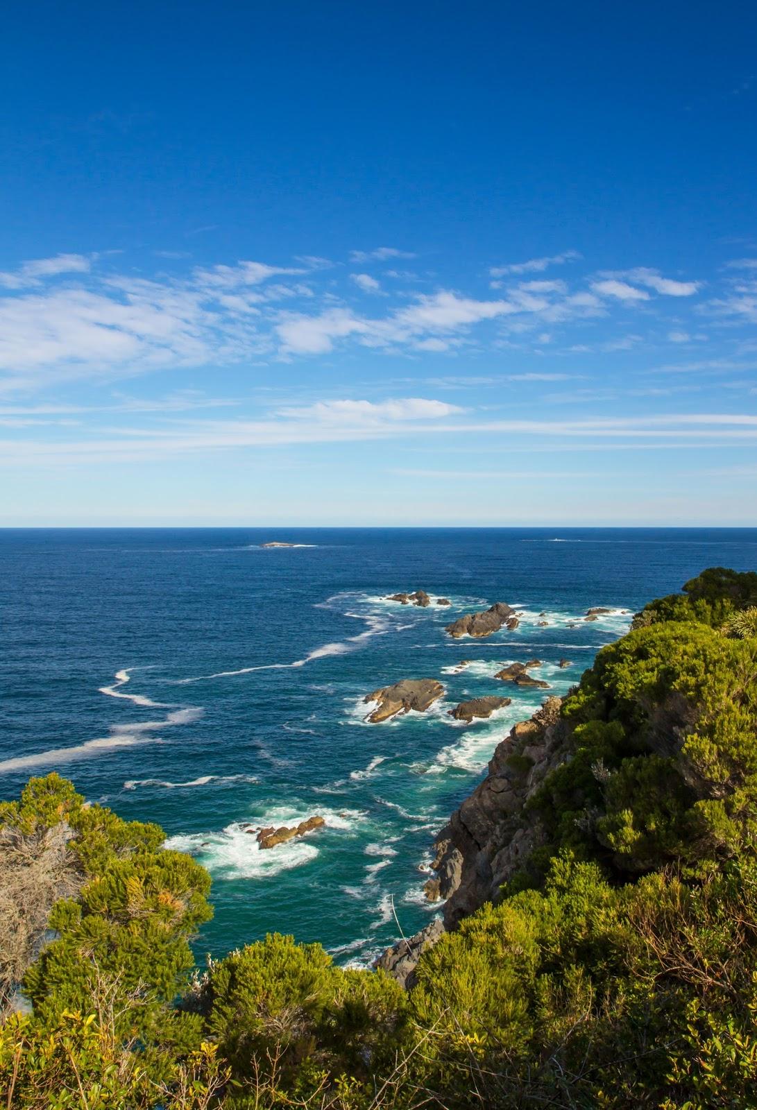 Blogger & Digital Nomad | Alison Hutchinson | Seal Rocks | Sugarloaf Lighthouse | Australia