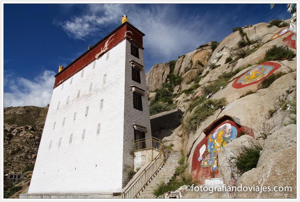 Monasterio de Sera, Lhasa, Tibet