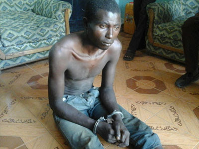 boko haram member kills parents yobe