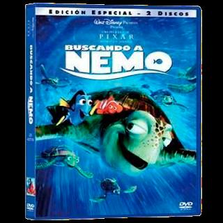 Finding Nemo (2003) DVD