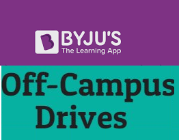 byjus-off-campus-drive-pan-india