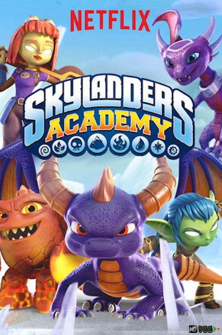 Học Viện Skylanders 3