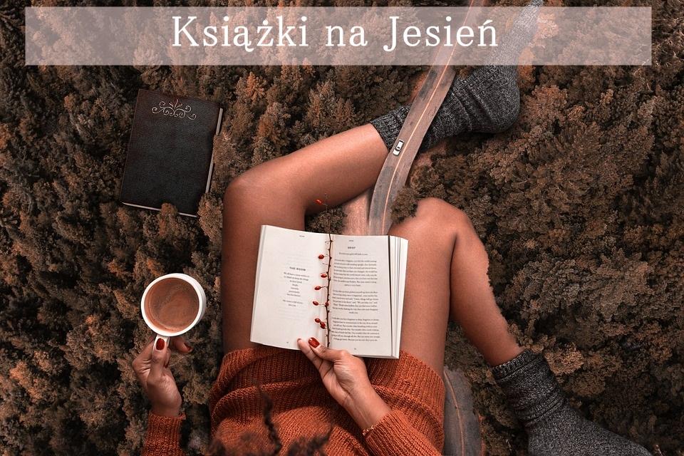 polecane książki na jesień, rabaty i promocje na ksiażki