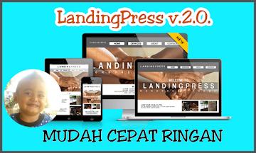 LandingPress V.2 Sudah Dirilis