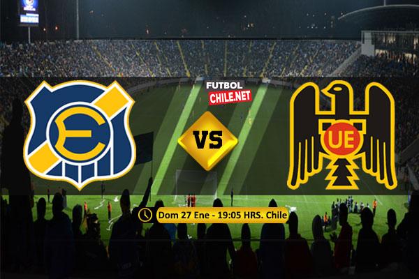 Mira Everton vs Unión Española en vivo y online por el Torneo Fox Sports