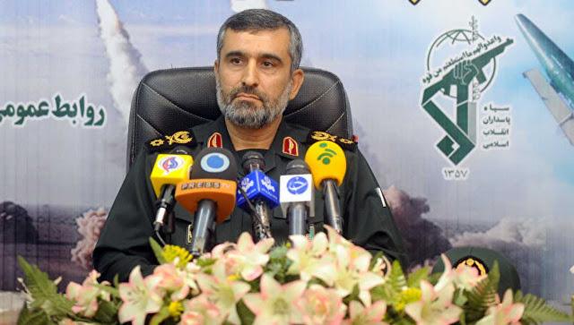 Iran mengatakan pembuatan bom non-nuklir super-kuat