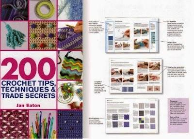 200 Trucos y Tecnicas de Crochet