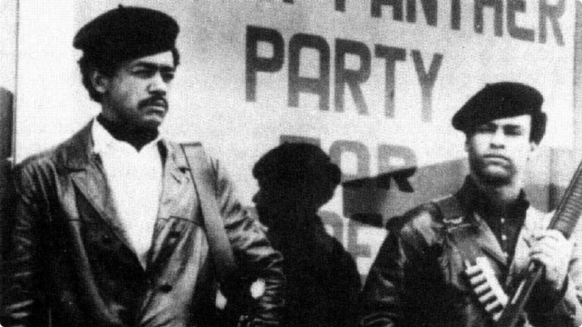 history of huey newton A little over a year after the stonewall riots of 1969, black panther party leader huey newton spoke these words on august 15th, 1970, in an attempt to guide his more.