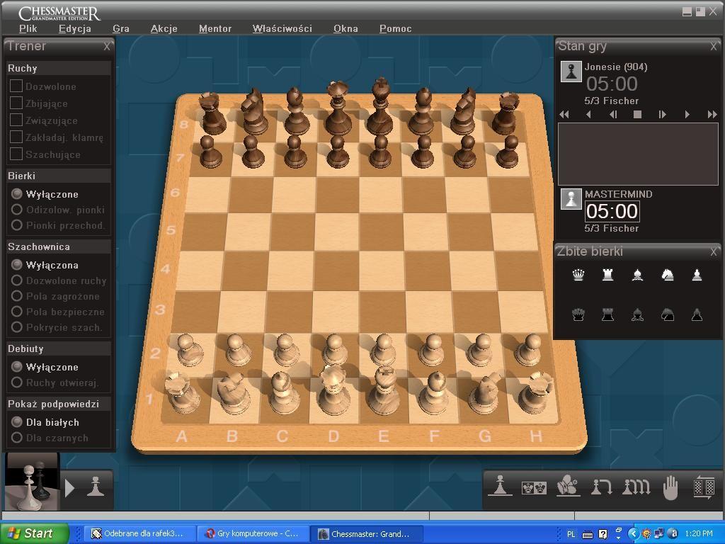 Chessmaster 10 free download.