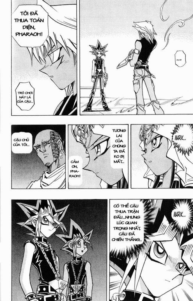 YUGI-OH! chap 276 - lời nguyền bóng tối trang 12