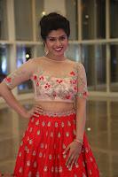 Mahima in beautiful Red Ghagra beigh transparent choli ~  Exclusive 009.JPG