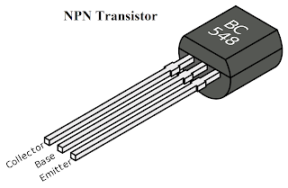 BC548, Transistor