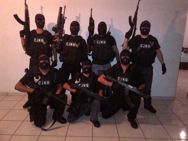 CJNG: la nueva fuerza del crimen organizado en México