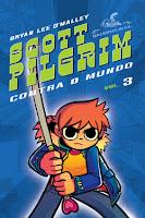 Info: Scott Pilgrim Contra o mundo | Editora Cia das Letras. 19