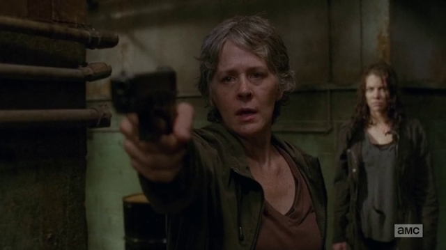 carol and maggie