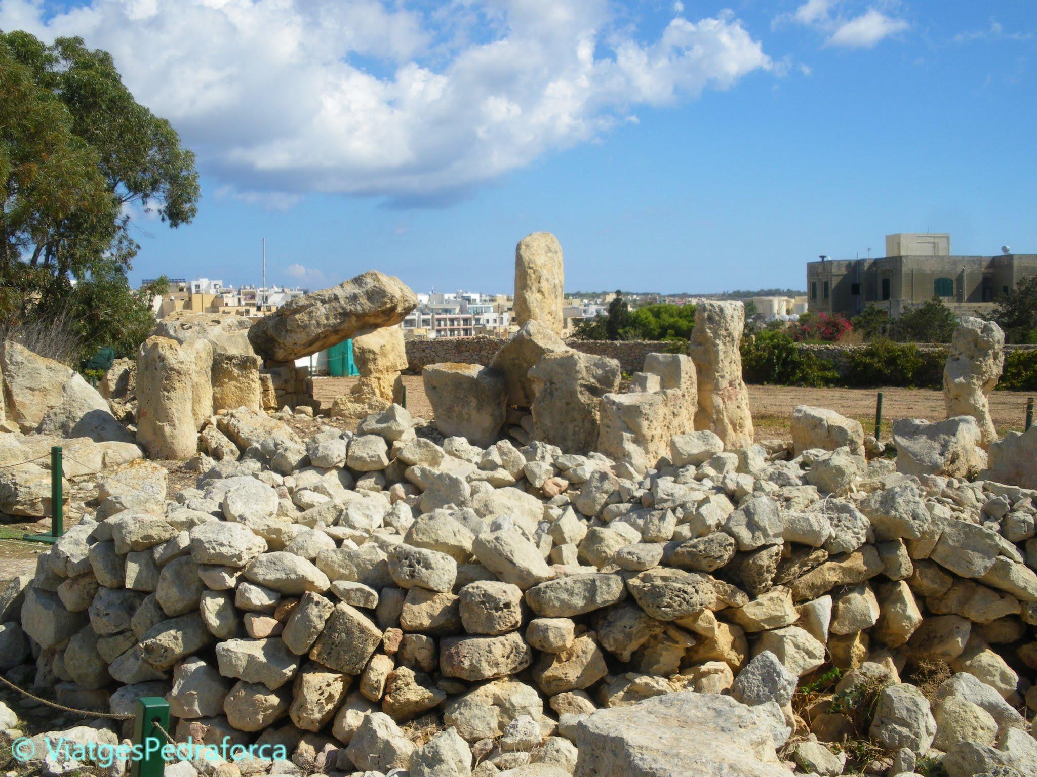Arqueologia, Temples megalítics, Heritage Malta