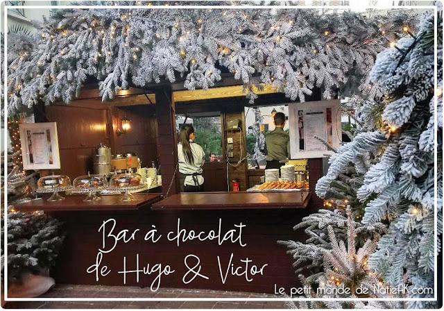 Bar à chocolat de Hugo & Victor