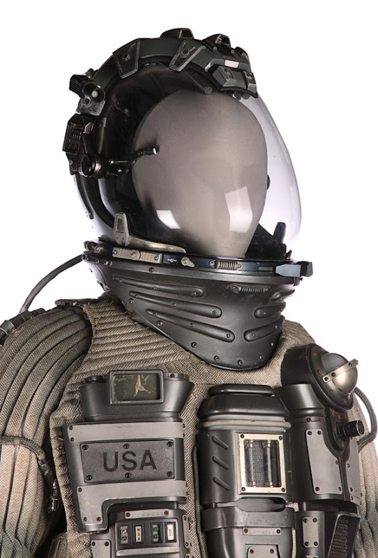 Armageddon spacesuit