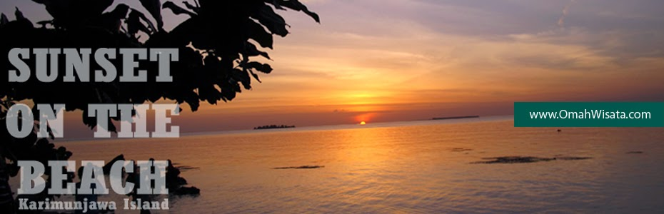 Sunset Beach Karimunjawa Island