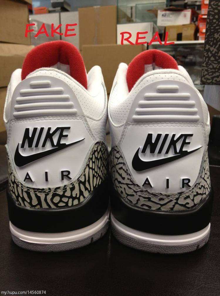 NWK to MIA: Air Jordan 3 Retro '88 Authentic vs. Fake