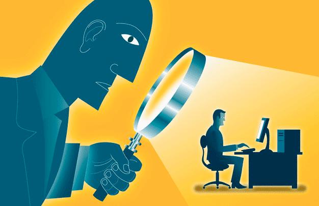 كيفية مراقبة كل ما يجري على جهازك اثناء غيابك