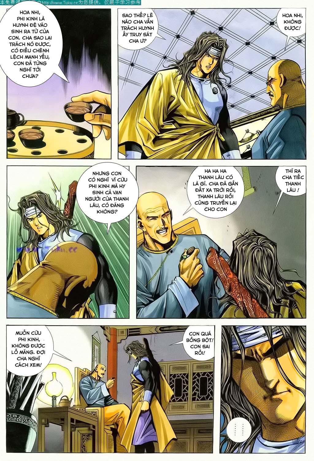 Bá Đao Chap 123 - Truyen.Chap.VN