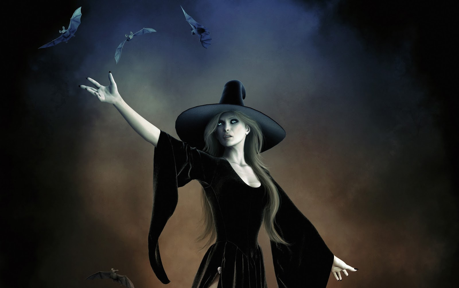 Great Wallpaper Halloween Good - Good-Witch-Wallpaper  Best Photo Reference_1007168.jpg