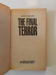 The Final Terror: A race measured in fear