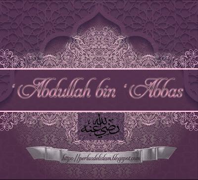Biografía de los Salaf: `Abdullah bin `Abbas رضي الله عنه Imagen1a