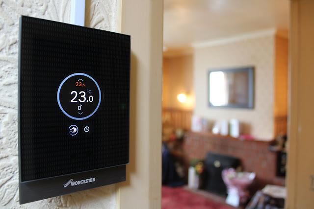 Wave Wireless thermostat