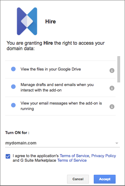 G Suite Updates Blog: Install Gmail Add-ons for your entire
