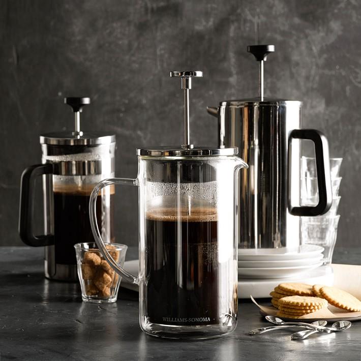 The unfettered journey - Williams sonoma coffee press ...