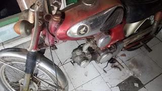 Dijual Honda s90 Koleksi Motor Antik