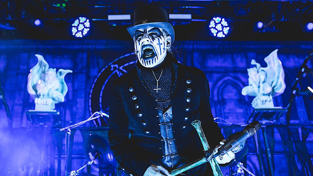King Diamond live 2018