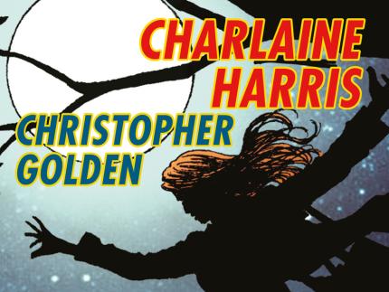 [Resenha] A garota do cemitério  #Livro 1 - Charlaine Harris/Christopher Golden/Don Kramer