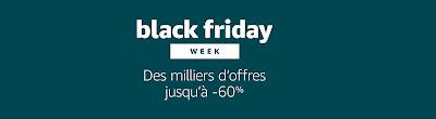 Black Friday 2017 sur Amazon