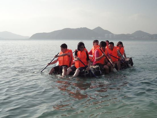 Survival Outbound Activity Outbound Malino