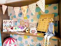 Comprar banderines para comuniones Kurisu Crafts