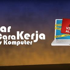 Elemen Dasar dan Cara Kerja Virus Komputer