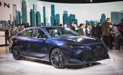 Nouveau Toyota Avalon 2019, Prix, Photos, Date de parution