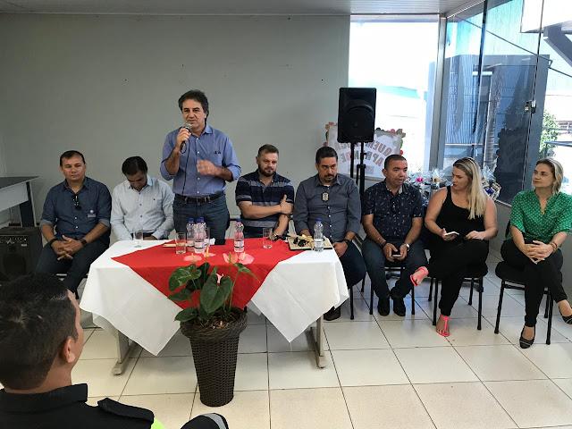 Prefeitura de Luís Eduardo Magalhães homenageia Agentes de Trânsito