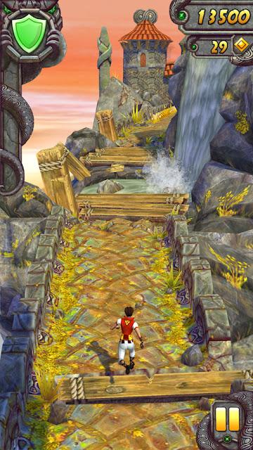 Temple Run 2 versi terbaru