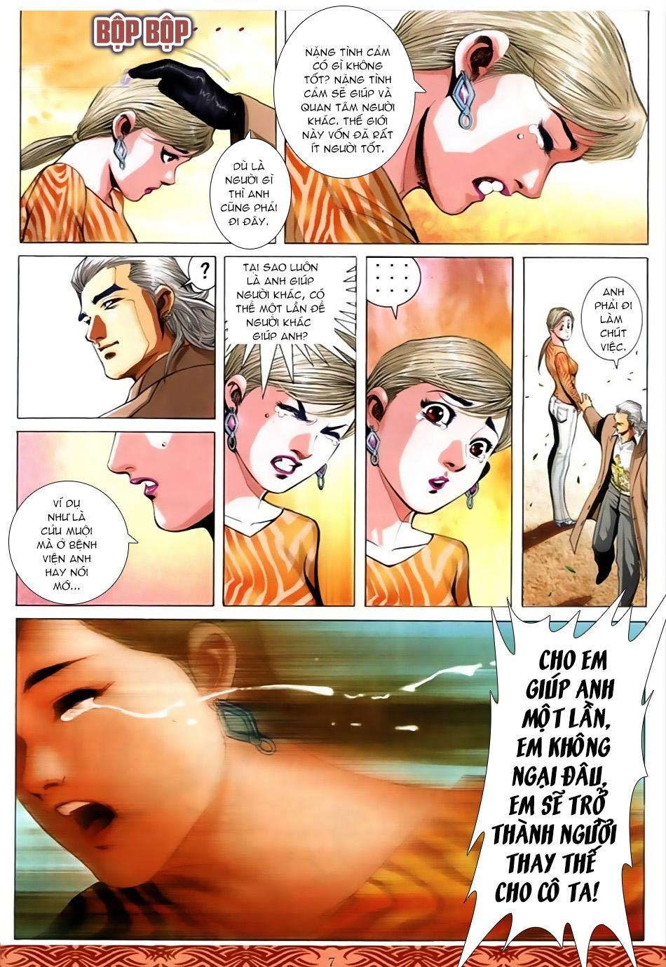 Người Trong Giang Hồ Chap 641 - Truyen.Chap.VN