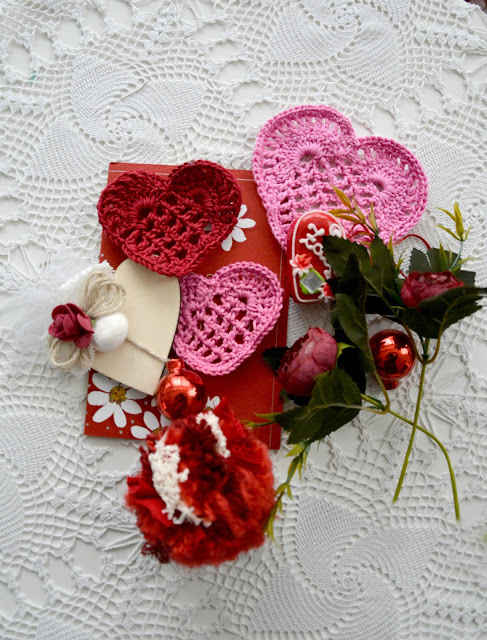 How to Read Crochet Charts: Valentine's Heart