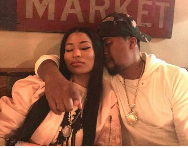 Nicki Minaj And Nas Split