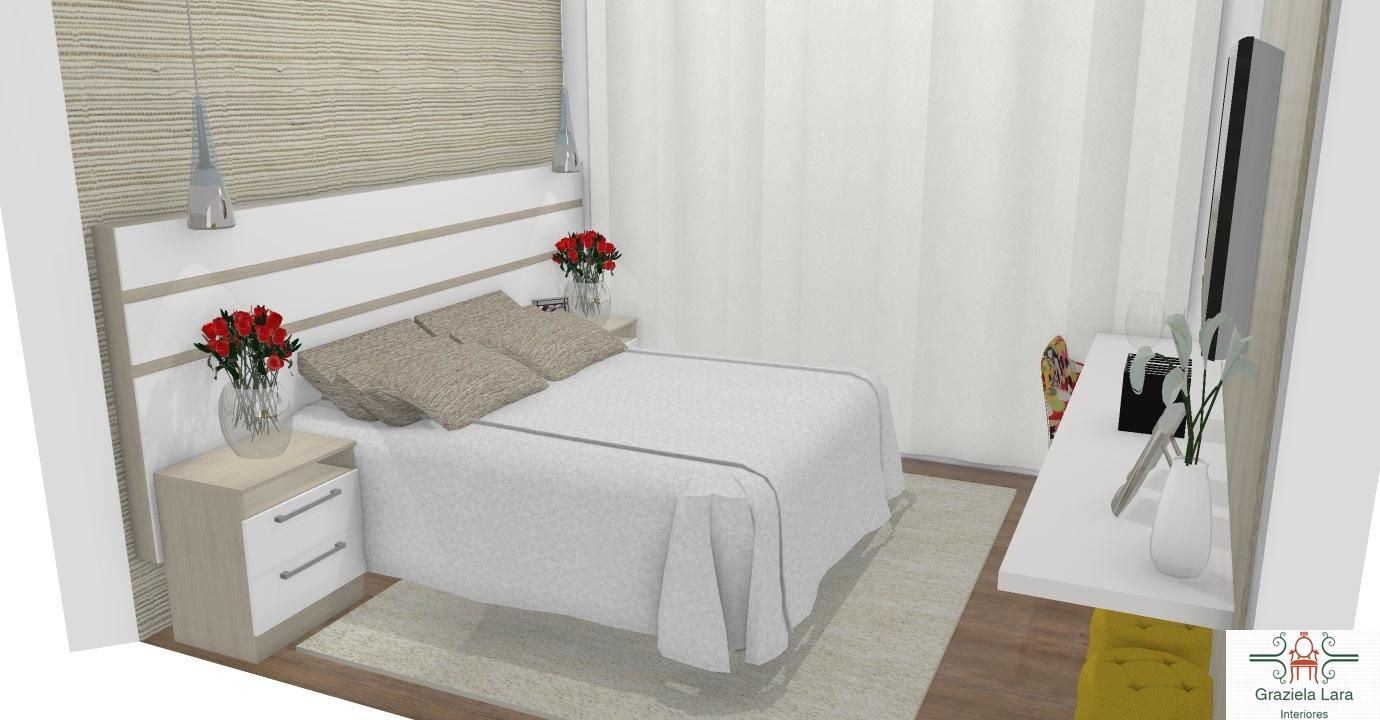 Construindo Minha Casa Clean Decora O De Quarto De Casal Com Tv  ~ Luminaria Quarto Teto E Quarto Moderno De Casal
