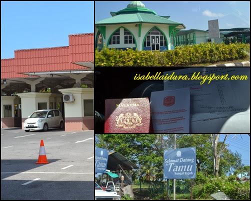 brunei, Bercuti ke Brunei