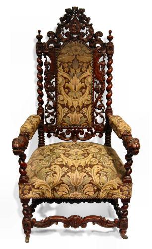 My Antique World Jacobean Style Furniture