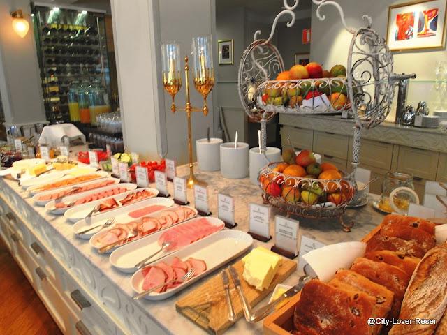 Lund - frukost på Grand