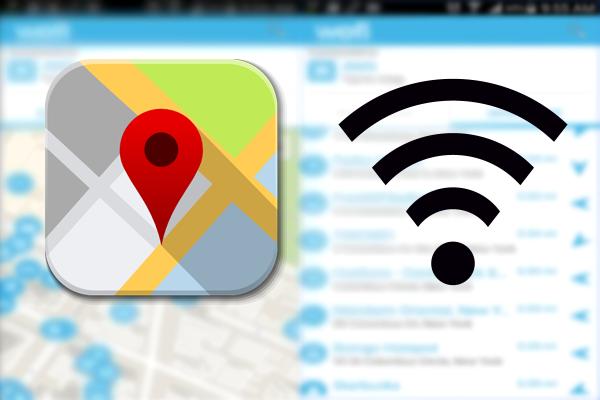 تطبيق جديد مجاني لجلب نقاط واي فاي مجاني و أخرى بها باسوورد لأجهزة الأندرويد